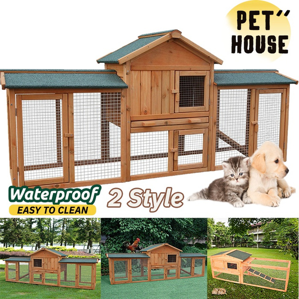 Box, waterproofhutch, woodenhouse, hencage