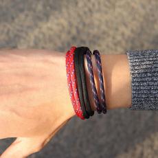 Bracelet, rope bracelet, Jewelry, wrap bracelet
