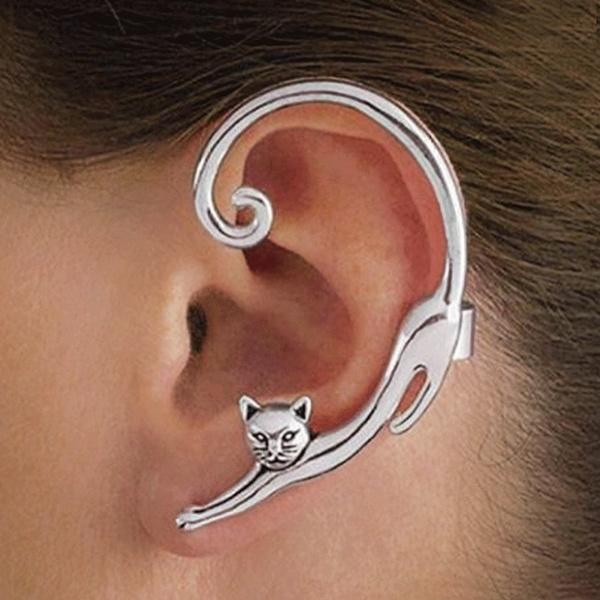 Dangle Earring, punk earring, vintage earrings, Stud Earring