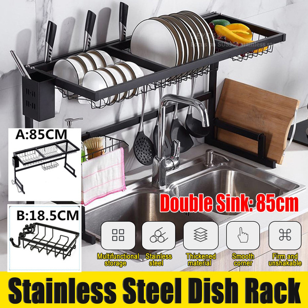 Steel, Storage & Organization, Kitchen & Dining, dishdryingholder