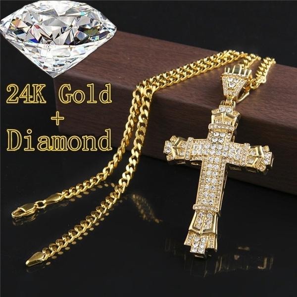 Steel, Chain Necklace, Fashion, Jewelry