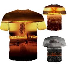 Mens T Shirt, funnyprintedtshirt, Personalized T-shirt, 3dprintedtshirt