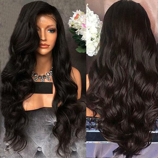 wig, Black wig, Fashion, fashion wig