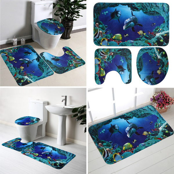 Blues, Rugs & Carpets, Bathroom Accessories, Home Decor