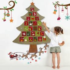 Decor, Christmas, Home & Living, xmascountdowncalendar