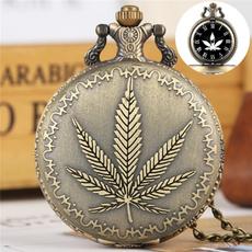 Antique, quartz, bronzestyle, Chain
