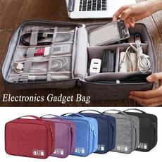 travelstoragebag, digitalpackingbag, Waterproof, charger