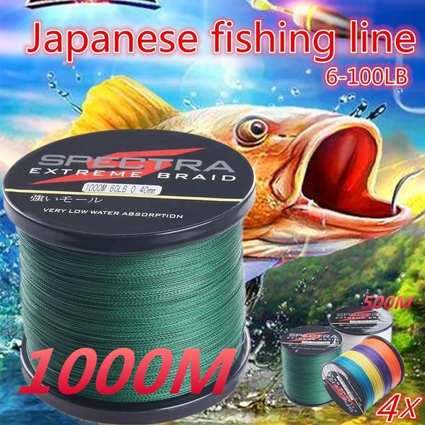 braidedline, nylonline, Outdoor, japanesefishingline