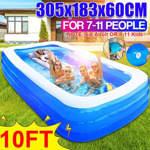piscine, Summer, Bathing, Outdoor