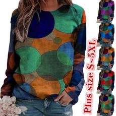 blouse, causaltop, Plus Size, Tops & Blouses