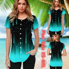 women shirt Blouse, blouse, Printed T Shirts, Shirt
