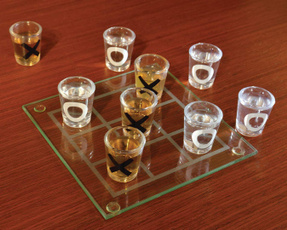Mini, partygame, tictactoegame, Glass