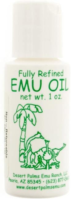 emu, Oil, Bottle, ounce