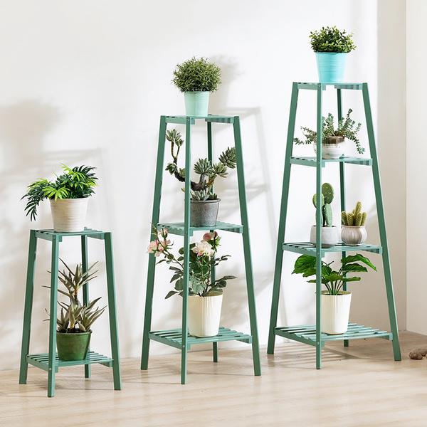 flowerpotstand, storagerack, horse, plantstand
