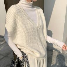 knitwear, Vest, Waist Coat, Vintage