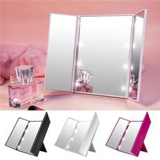 Makeup Mirrors, Beauty Makeup, Touch Screen, Makeup