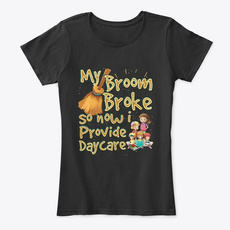 premium, daycare, Awesome, Tee