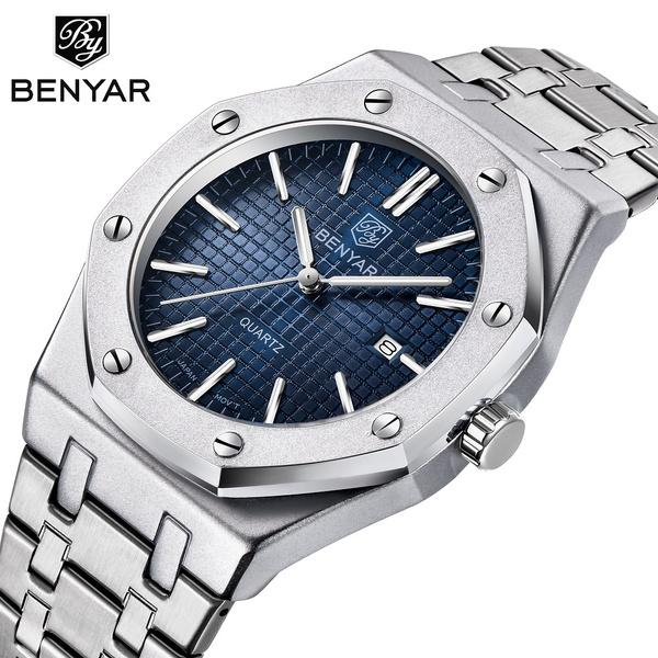 Fashion, Quartz Wrist Watch, Watch, Waterproof