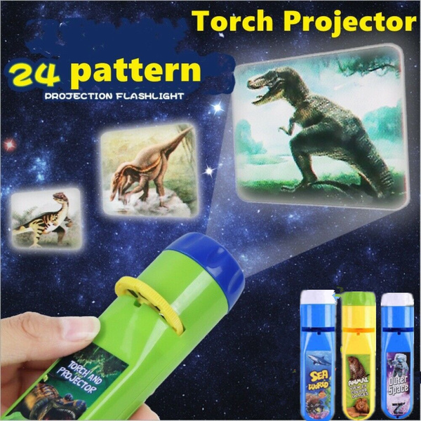 Flashlight, torchprojector, Toy, Night Light