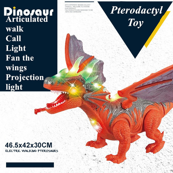 Toy, dinosaurtoy, Electric, Gifts