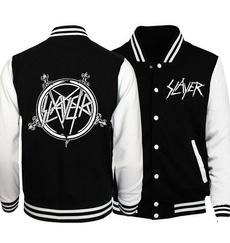 Casual Jackets, Fashion, slayerbandjacket, rockbandjacket