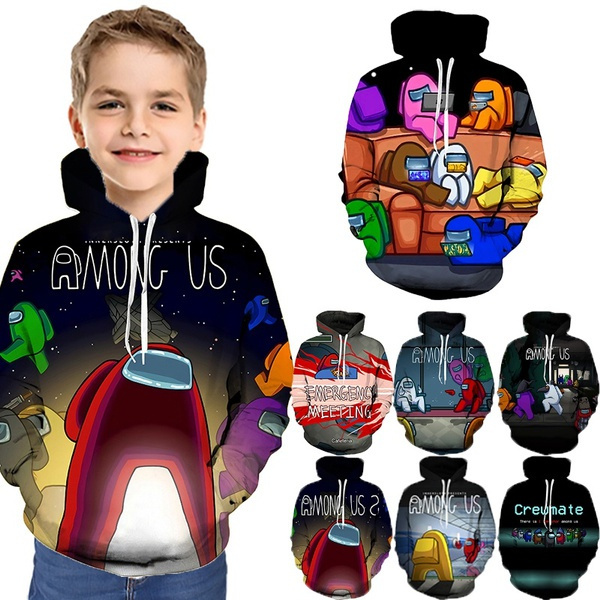 3D hoodies, hooded, kids clothes, Pullovers