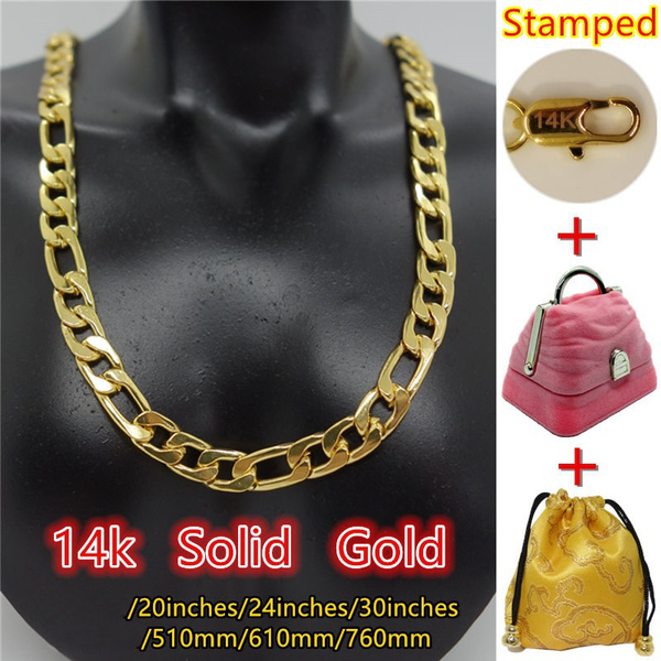 goldplated, yellow gold, Jewelry, Chain