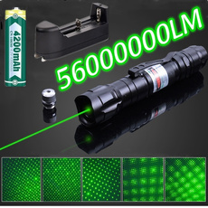Flashlight, ledlaserflashlight, laserlight, greenlaser