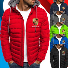 casual coat, Fashion, Hoodies, porsche911