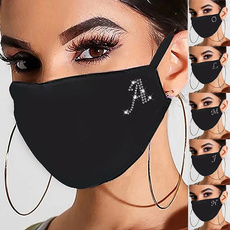 blackmask, sequinmask, Cover, unisex
