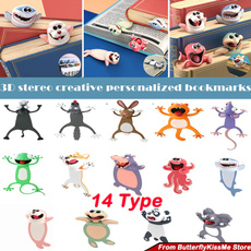 3dbookmark, pandabookmark, giftbookmark, Pets