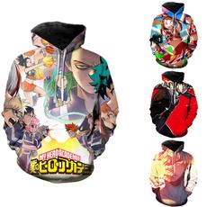 Couple Hoodies, Fashion, coolhoodie, myheroacademyhoodie