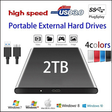 portableharddrive, laptopharddrive, 2tb, Mobile