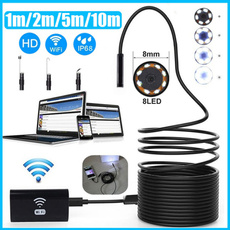 usbcamera, borescope, led, usb