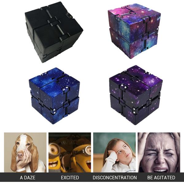 stressrelieftoy, Mini, Toy, Infinity