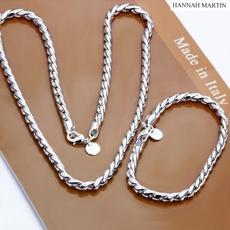 Sterling, Chain Necklace, Fashion, necklacebracelet