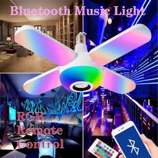 led, Remote, Music, lights