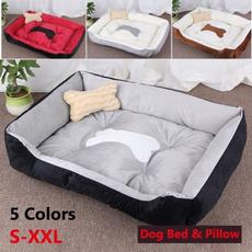 Fleece, Winter, Pet Bed, Cat Bed