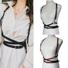 K-Pop, Fashion, faux leather, Waist