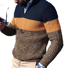 pullhomme, Plus Size, long sleeve sweater, pullover sweater