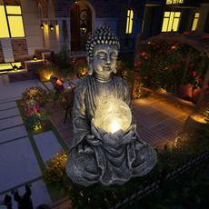 buddhaornament, buddhastatue, art, Home Decor