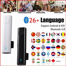 Consumer Electronics, Travel, voicetranslator, Headphones