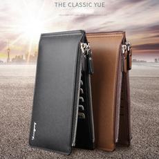 puleatherwallet, men's leather wallet, Fashion, Capacity