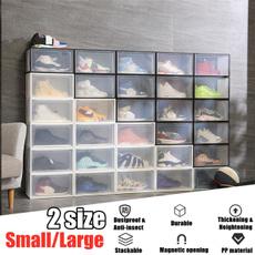 Box, ajshoebox, shoescontainer, shoeboxstorage