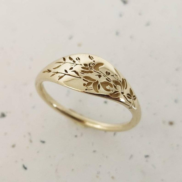 Beautiful, goldringsforwomen, wedding ring, gold
