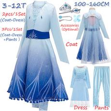 Clothes, elsa dress, Cosplay, Princess