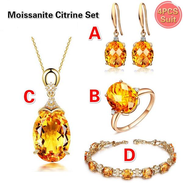 moissanite, DIAMOND, Jewelry, Simple
