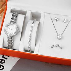 DIAMOND, Watch, diamondnecklaceearring, diamondwatchesforwomen