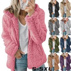 woolen, Women S Clothing, Fleece, Fashion
