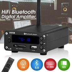 desktopaudioamplifier, digitalpoweramplifier, fmradioplayer, usbmusicplayer